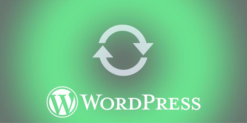 WordPressブログに最終更新日を表示する方法